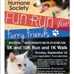 Fun Run for Furry Friends