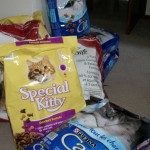Cat Food Donations SW