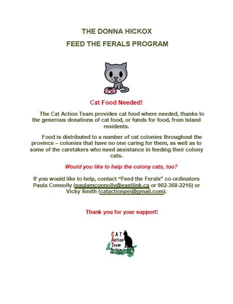 FtF Cat Food Appeal 04 2015
