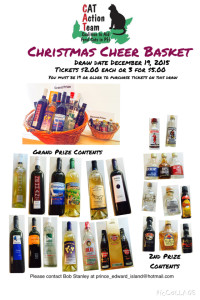 Basket of Cheer 2015 Draw