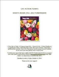 Vesey's Bulbs Fall 2013 Fundraiser